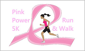 Pink power 5k