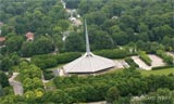 North christian church aerial