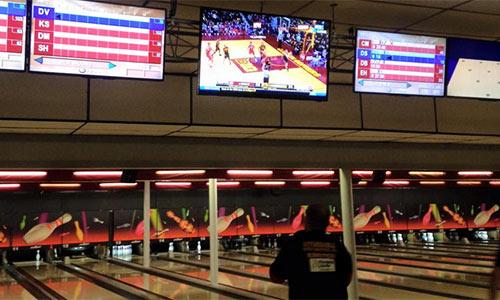 Columbus bowling center