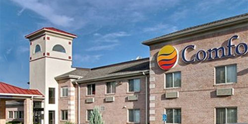 Comfort inn edinburgh