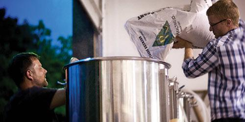 Hawcreek brewing