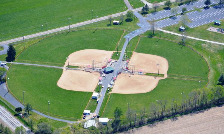Dunn stadium ball fields